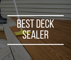 best deck sealer reviews