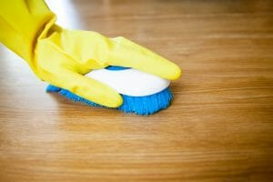 How to Remove Mold from Wood - Step3