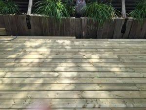 how to waterproof wood - step5