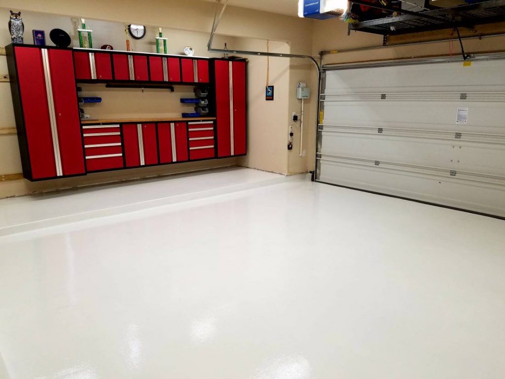 Best White Garage Floor Paint reviews
