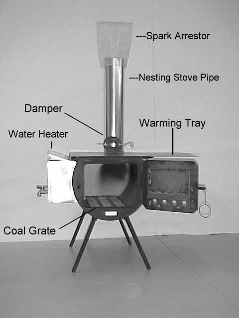 How To Use A Wood Stove Damper