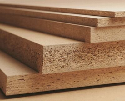 what is Particleboard