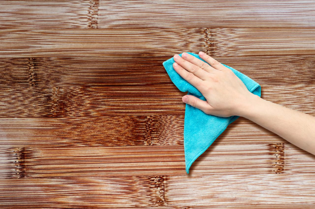 wood cleaning tips