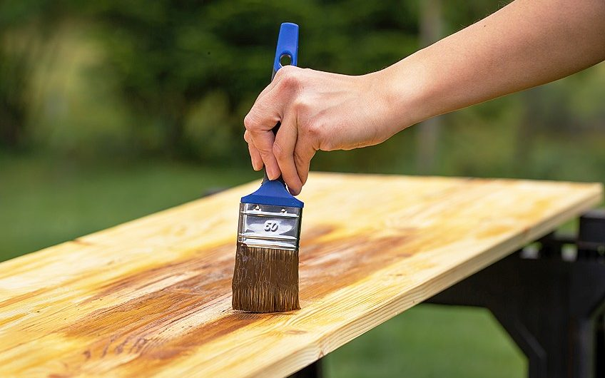how to Seal The Wood