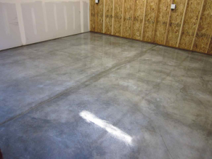 How To Seal A Garage Floor