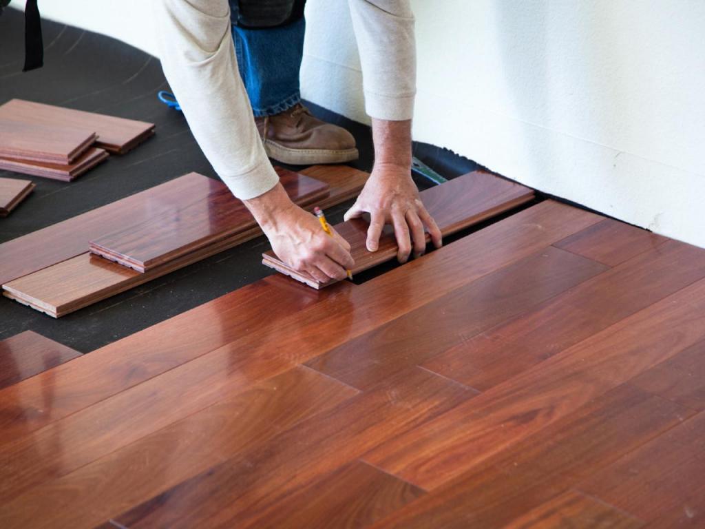 Wood Flooring Installation Guide