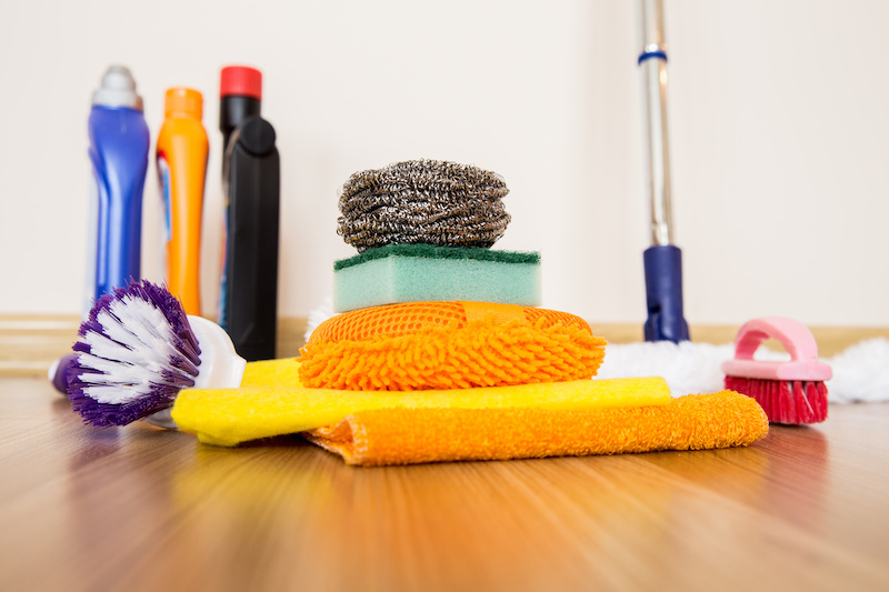 Cleaning Tools for Wood Floors
