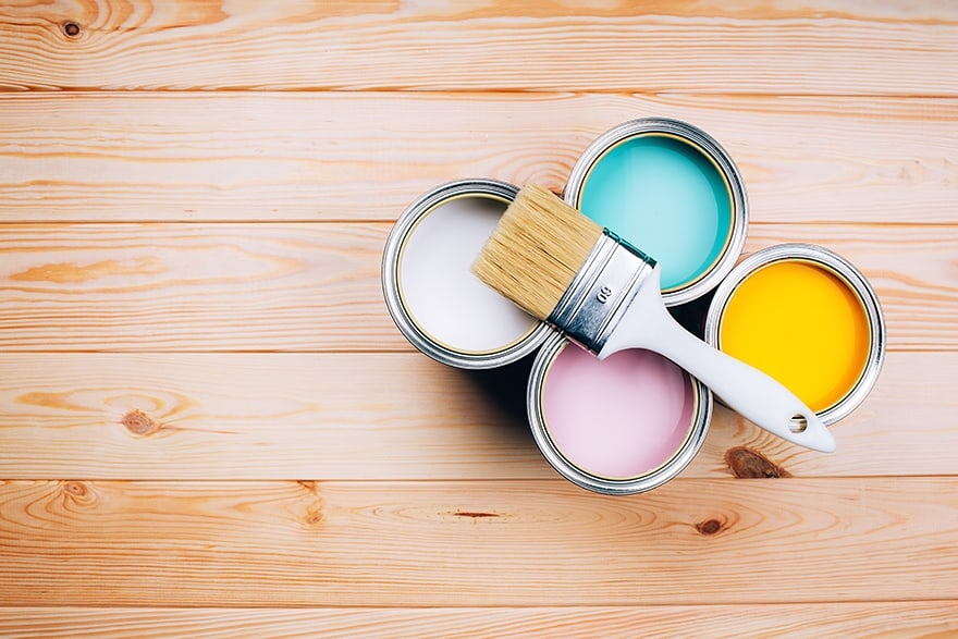 Acrylic Paint For Wood