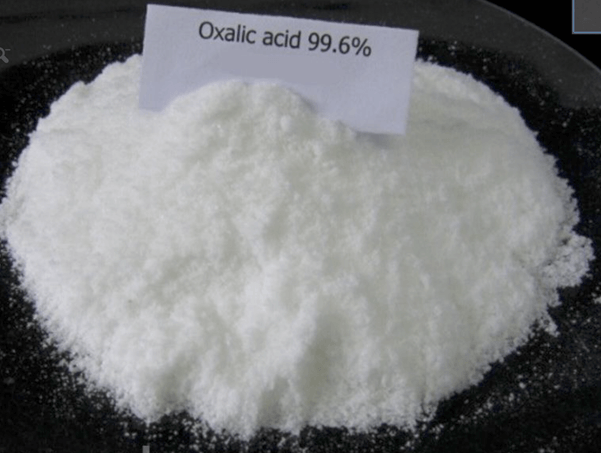 Remove Stubborn Black Water Stains With Oxalic Acid