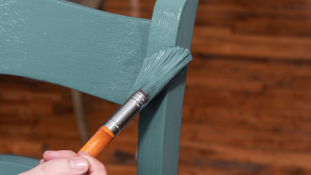Oil-Based Paint for Wood Furniture