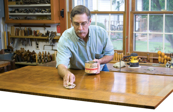 Protect Wooden Surfaces