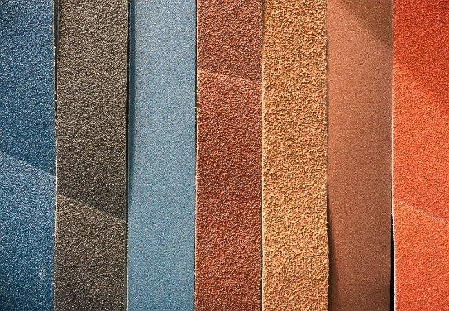 Types of Sandpaper