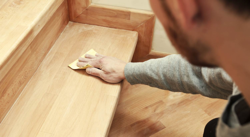 How To Sand Wood: Finishing With Hand Sanding