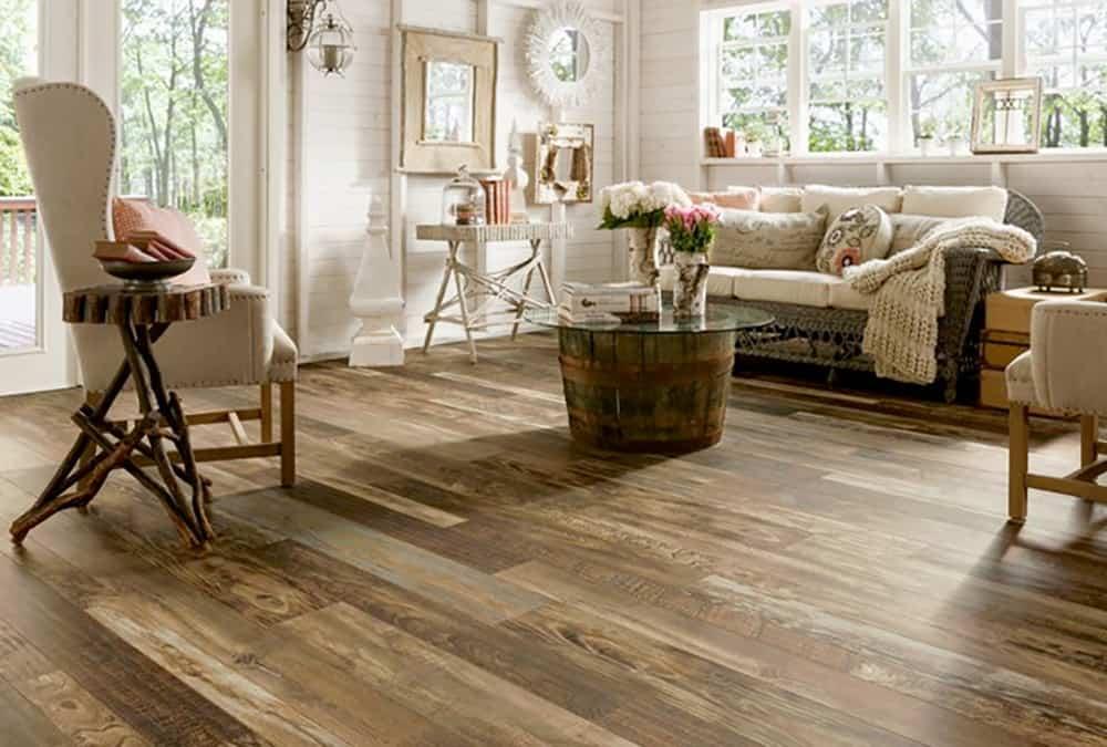 Is Laminate Wood Flooring Convenient?