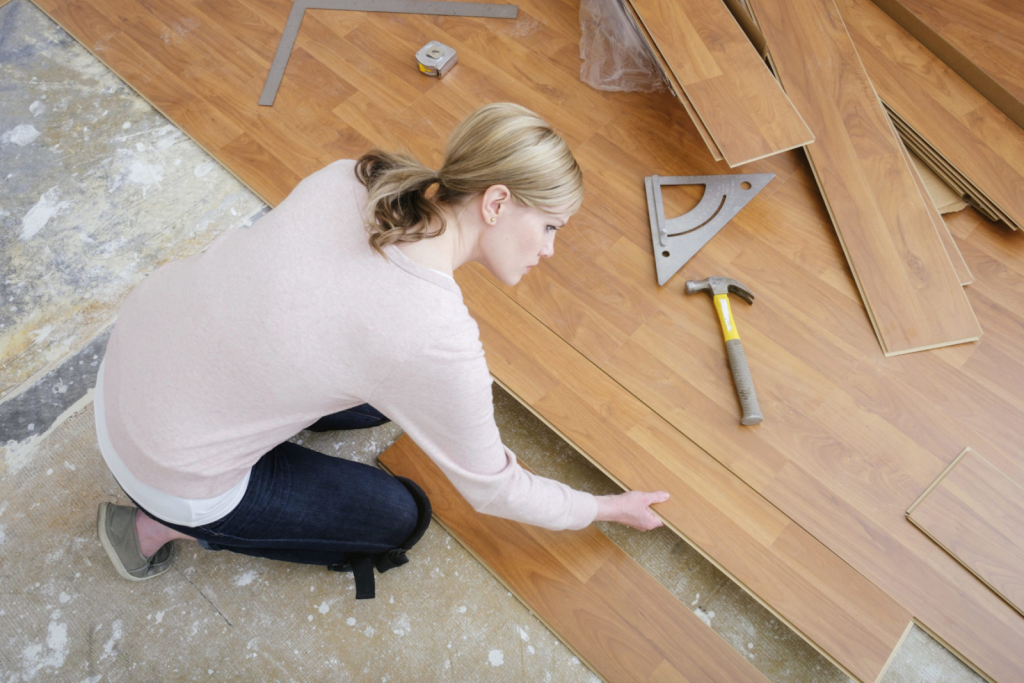 How To Install Laminate Wood Flooring: 8 Easy Steps