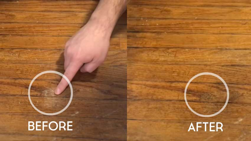 How To Remove Scuff Marks From Laminate Flooring?