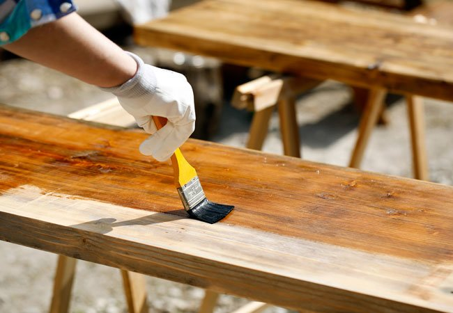 How To Weather Wood: Mix Up A Richer Wood Stain