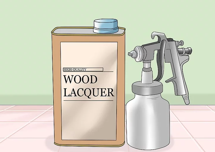 How To Seal Wood: Putting Lacquer On Wood