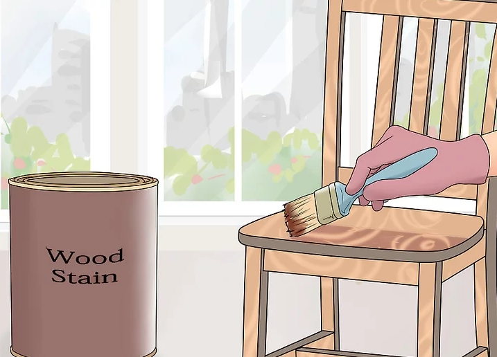 How To Seal Wood: Staining The Surface
