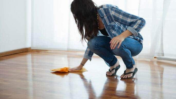 How To Remove A Permanent Marker From Wood Floor